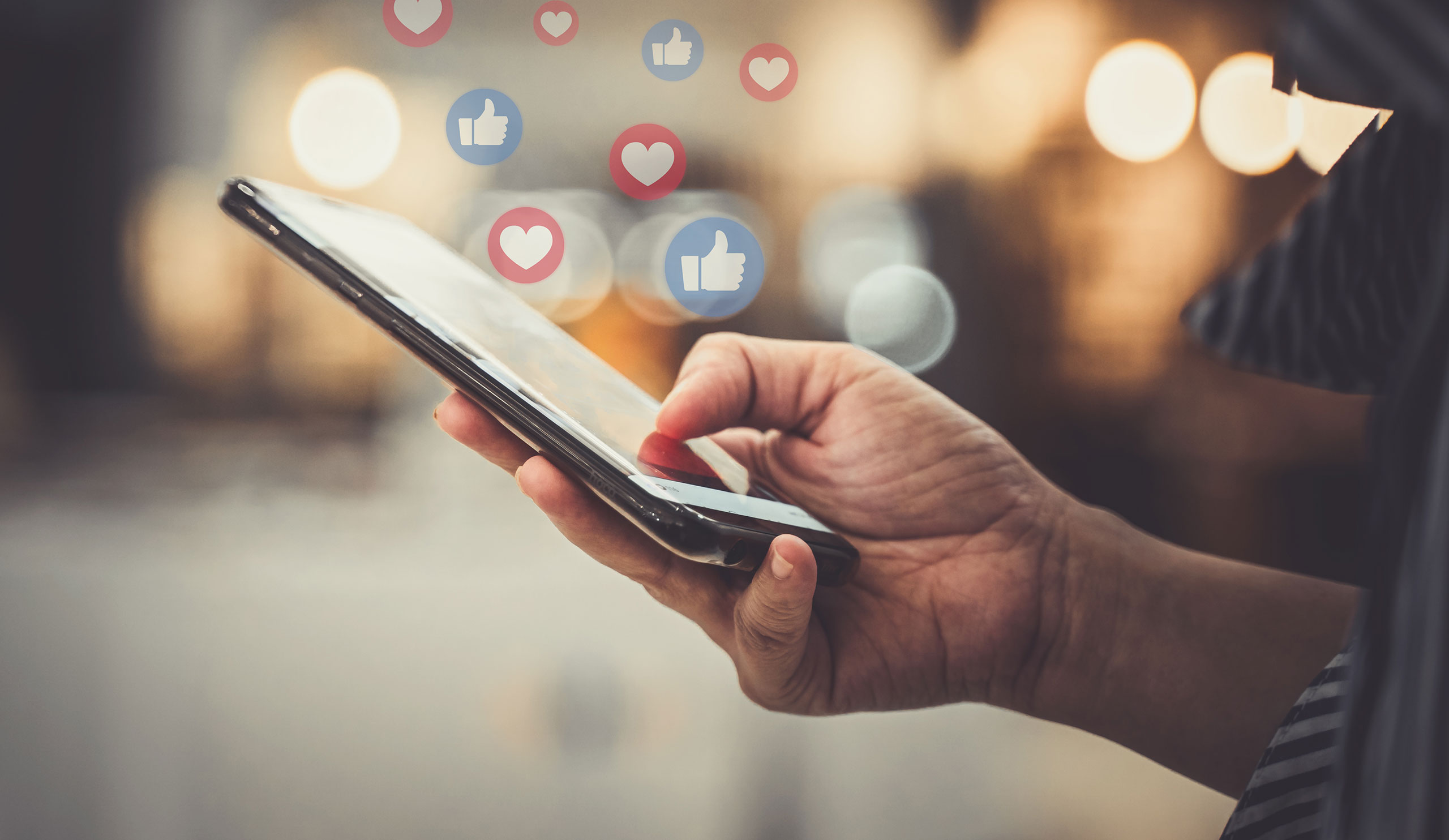 Social Media and SEO Image